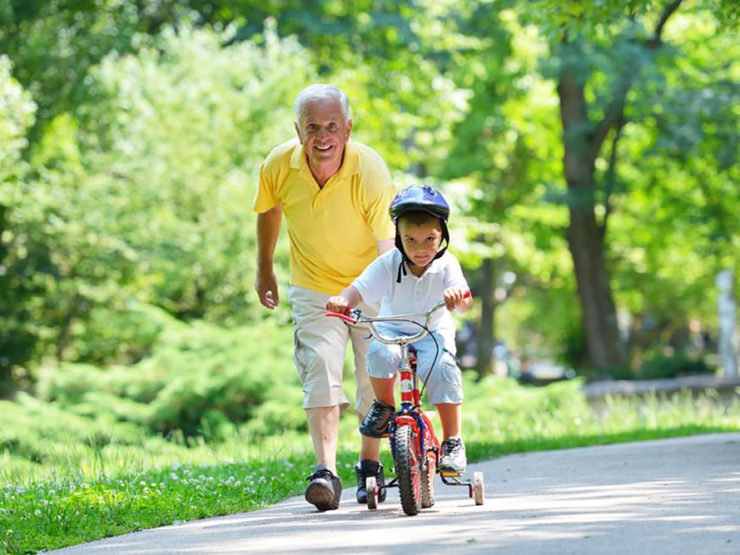 Multigenerational Homes: Why and How Families Are Living Together