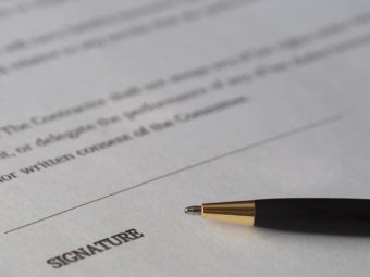 home purchase contract