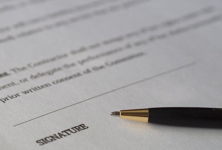 STEP NINE: NAVIGATING THE HOME PURCHASE CONTRACT