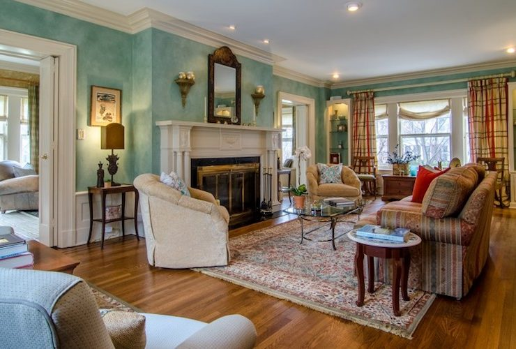 STEP FIVE: HOME STAGING