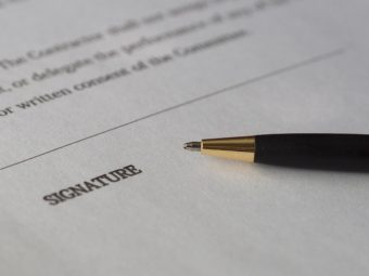 purchase contract for home